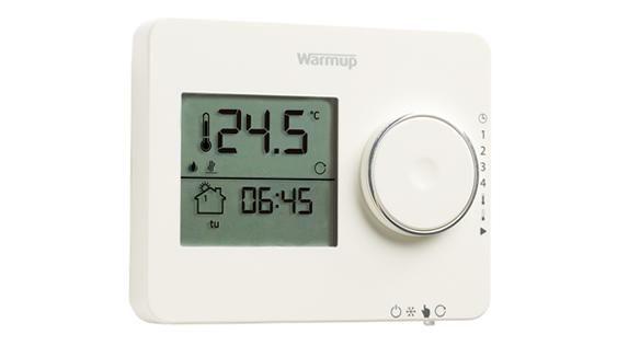 Θερμοστάτης Tempo άσπρο