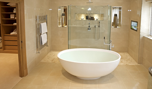 τύπος έργου - μπάνιο
