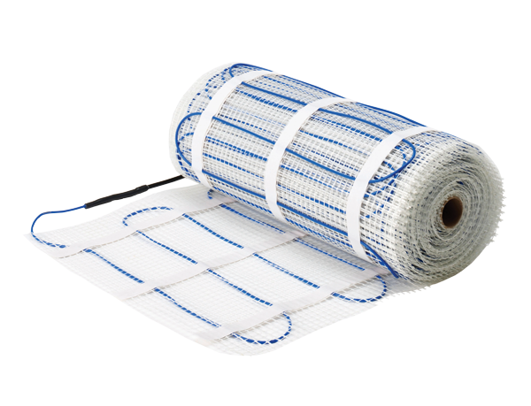 Θερμαινόμενο χαλί PVC 150W/m²