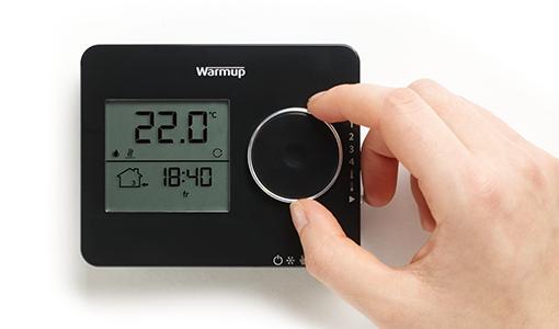 Θερμοστάτης Tempo λεπτομέρεια